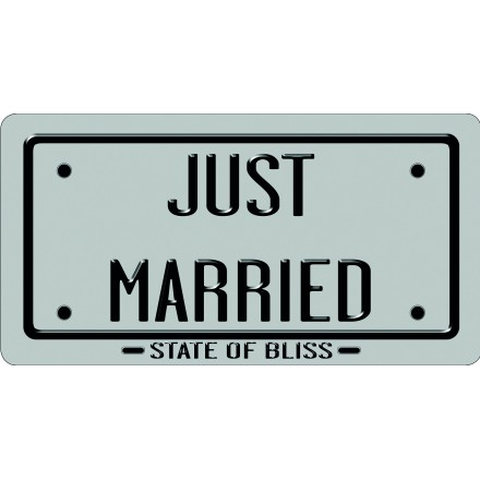 American plate wedding decoration cutout