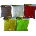 flame-resistant tissue confetti