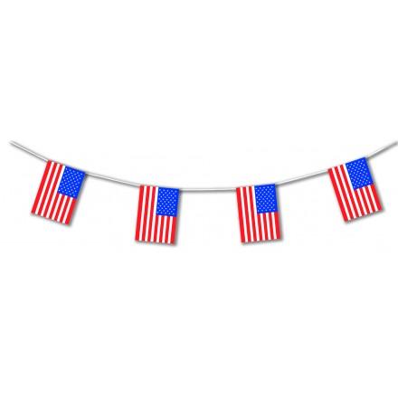 USA bunting