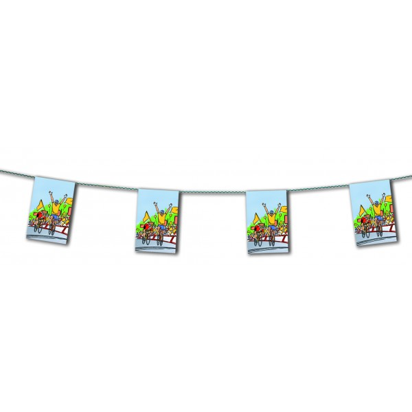 cycling bunting. Black Bedroom Furniture Sets. Home Design Ideas
