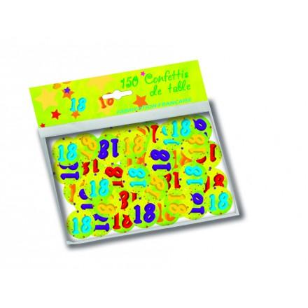 18 confetti