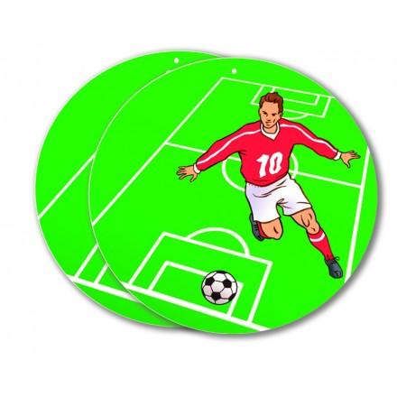 football cutout 30cm