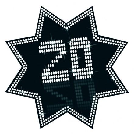star cutout 20 VIP