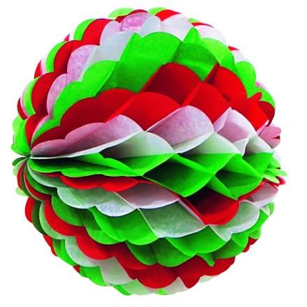 honeycomb ball 10inch/25cm