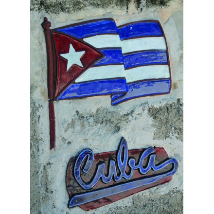 Cuban cutout cheap hanging party decoration