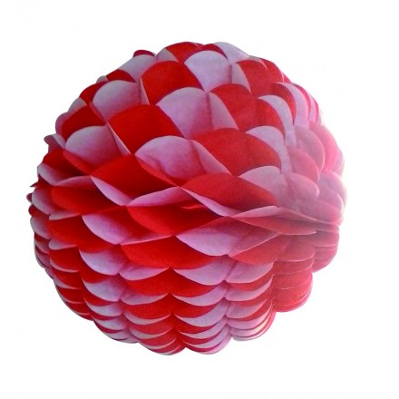 honeycomb ball 10inch/25cm