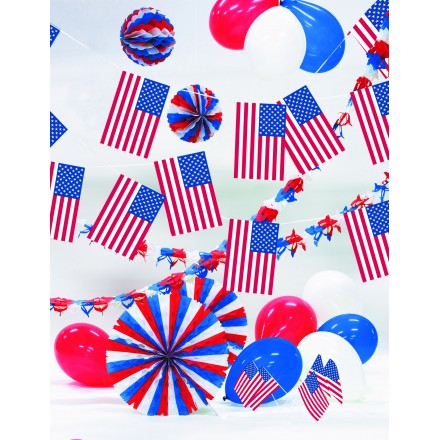 American kit party decoration pack 4th July Independance Day