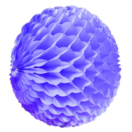 "honeycomb ball 10""/25cm choose your colour"