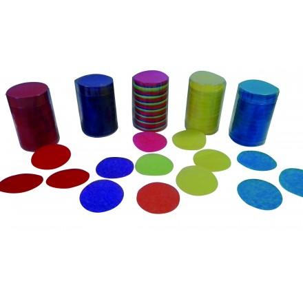 circle 55mm tissue paper confetti 100g