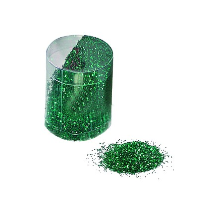 Green Glitter 30g table party decoration