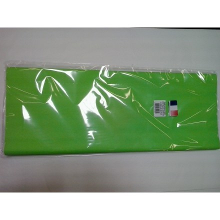 Apple green tissue paper wrap