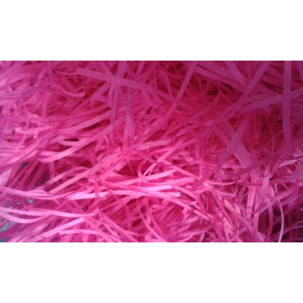 Extra Soft Shredded Tissue Paper pink