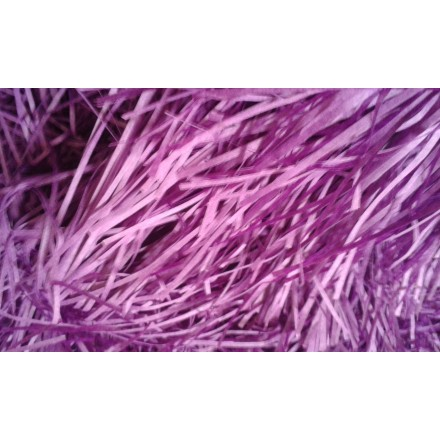 Extra Soft Shredded Tissue Paper Plum