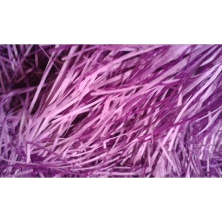 Extra Soft Shredded Tissue Paper Plum