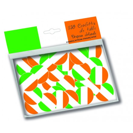 Irish Flag Confetti (150pcs)