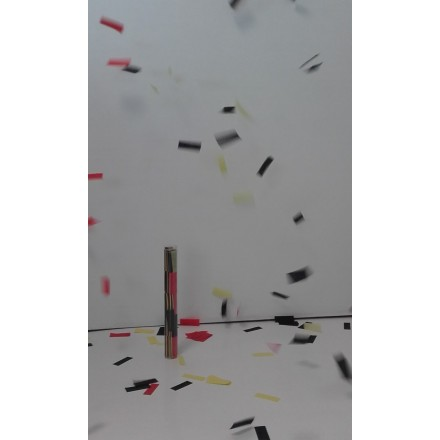 Belgian or German confetti canon 50g