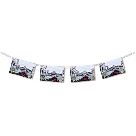 Venice Bunting 15ft / 4,50m