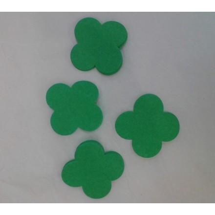 Shamrock Green Tissue Paper Confetti