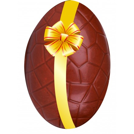 Easter Egg Cutout 20x30cm cheap hanging party decoration