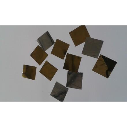 Square 30x30mm Foil Confetti 1kg