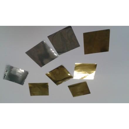 Square 50x50mm Foil Confetti 1kg