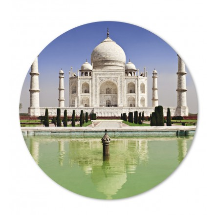 Taj Mahal Cut Out 30cm