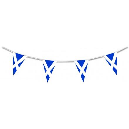 Scottish Pennant Flag Bunting