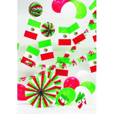 Mexican Party Decoration Kit