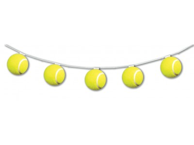 Tennis Party Decorations